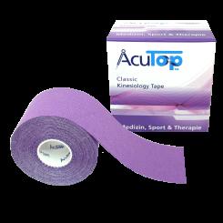 AcuTop® Classic Kinesiology Tape lila
