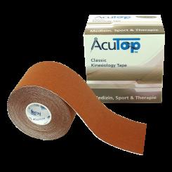 AcuTop® Classic Kinesiology Tape braun
