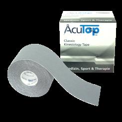 AcuTop® Classic Kinesiology Tape grau