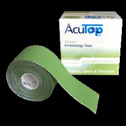 AcuTop® Classic Kinesiology Tape gras grün