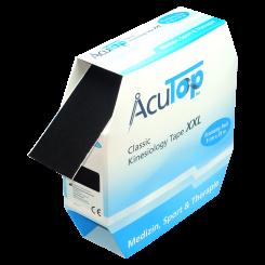 AcuTop® Tape Classic XXL schwarz