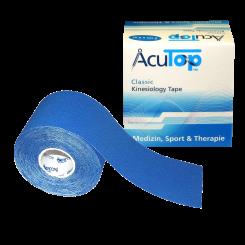 AcuTop® Classic Kinesiology Tape dunkelblau