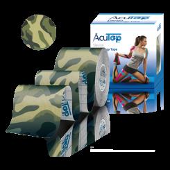 AcuTop® Design Kinesiology Tape Grün-Camo