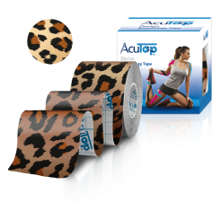 AcuTop® Design Kinesiology Tape Leopard