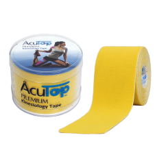 AcuTop® Premium Tape gelb