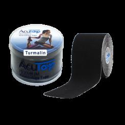 AcuTop® Turmalin Tape schwarz