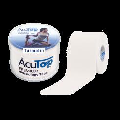 AcuTop® Turmalin Tape weiß