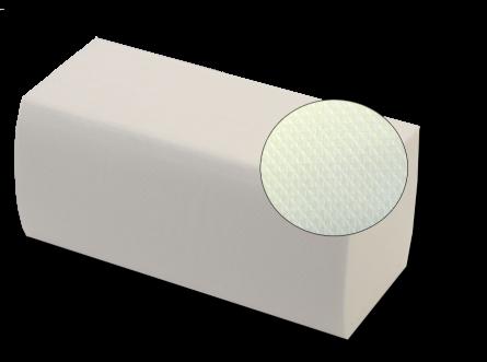 Falthandtücher, weiß, 3.200 Stück
