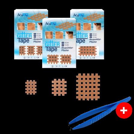 AcuTop® Gitter Tape Starter Set