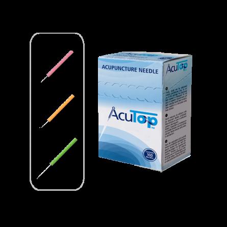 AcuTop® Detox Acupuncture Needles 0,22 x 7 mm