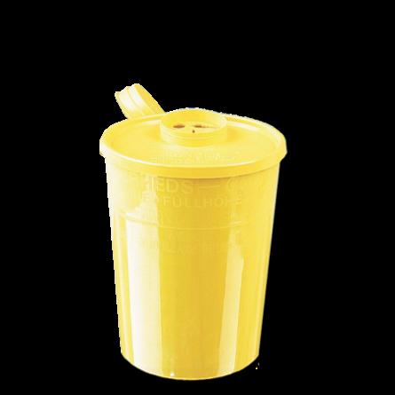 Nadeln - Entsorgungsbox, 500 ml